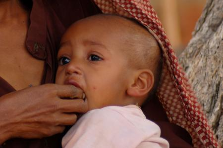 Feeding Ethiopia's children #4