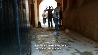 You Know Me: behind the scenes. Kids speak out on dropping out - FRENCH