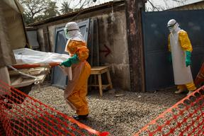 Safe burial in the fight against Ebola virus disease – Guinea – 2015