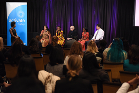 Activate Talk on International Day of the Girl - UNICEF House - 2016