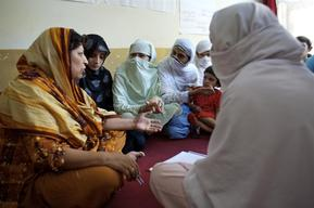 Youth Empowerment Project - Jalalabad - Afghanistan - 2007
