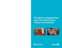 Core Commitments for Children in Humanitarian Action, Lo-Res PDF (French)