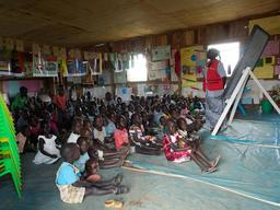 Documentation of the impact of ECHO funded programmes - Nutrition and Child Protection on South Suidan Refugees in Adjumani District