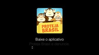 Proteja Brasil Taxi OOH Animation PTBR MIX HD NTSC