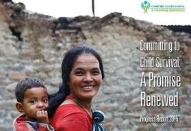 A Promise Renewed / Levels and Trends in Child Mortality - 2015 reports