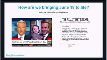 ECD campaign - Fathers Day - Webinar