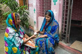 Community Health Volunteer (CHV) at Tangail Medical College Hospital- Bangladesh- 2015