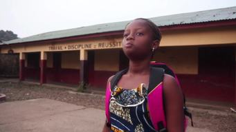 12572 Guinea Ebola Schools Open BROLL SELECT HD PAL
