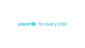 UNICEF FOR EVERY CHILD EN WHITE