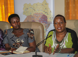Photographs from the Global Annual Consultation on the UNFPA-UNICEF joint programme on FGM/C and Early Child Marriage