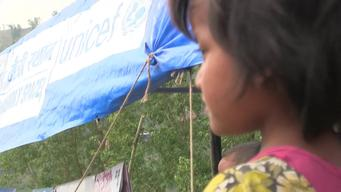 Nepal Earthquake - Child-friendly Spaces