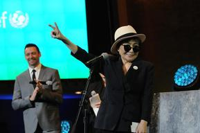 UNICEF launches #IMAGINE project and celebrates CRC at musical event – United Nations Headquarters – 2014