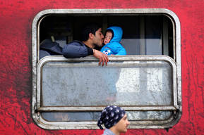 Children on the Move - Migrant/Refugee Crisis