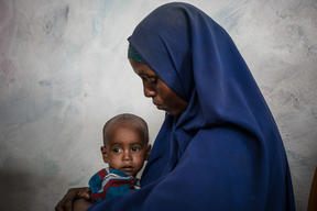 Humanitarian support in Somalia - 2017