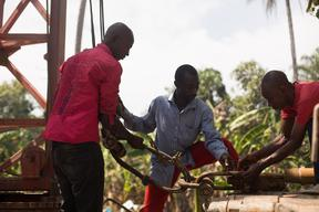 WASH support in Guinea - 2015
