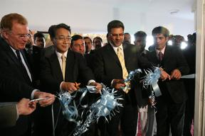 Inauguration of Japanese Funded School in Kabul - Afghanistan - 2010