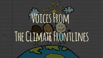 Climate change: voices of children