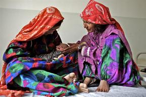 Child and Maternal Health - Afghanistan - 2007