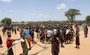 Pictures from the WASH documentation mission in Kotido District