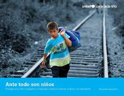A Child is a Child, Executive Summary_Spanish: Word and PDF