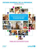 The State of the World's Children: Special Edition (2009), CRC Statistical Tables, Lo-Res PDF (Spanish)