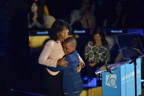 UNICEF 70th Anniversary celebration event at United Nations Headquarters – 2016