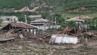 North Hamyong floods, DPR Korea