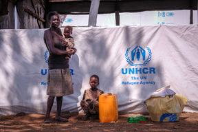 Documentation of the UNICEF refugee response for South Sudan refugees in Northern Uganda