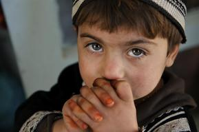 Portraits of Afghan Children - Afghanistan - 2010
